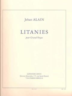 Alain Litanies