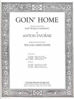 Dvorak Goin' Home