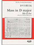 Dvorak Mass D Major