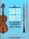 Solos Duets C Instruments
